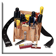 Toolbelt Cable Installer